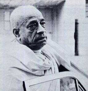 Swami's Departure  by Brahmananda Dasa Brahmachari