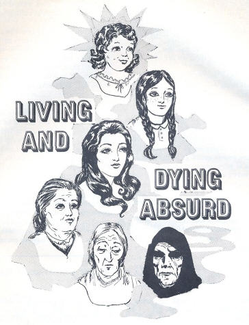 Living and Dying Absurd by His Divine Grace A.C. Bhaktivedanta Swami Prabhupada