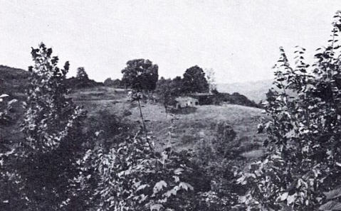 Site Of New Vrindaban, West Virginia