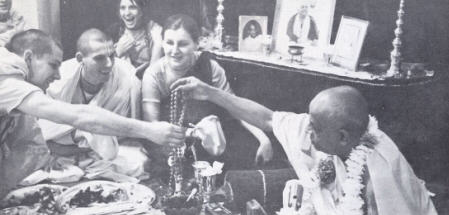 Celebrations by Nayana Bhirama Dasa