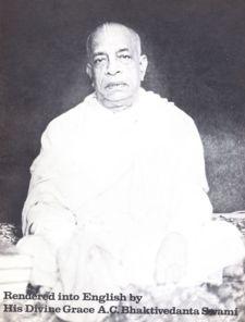 Sri Ishopanishad by His Divine Grace A.C. Bhaktivedanta Swami Prabhupada