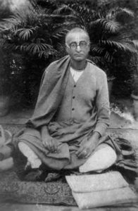 Srila Bhaktisiddanta Saraswati