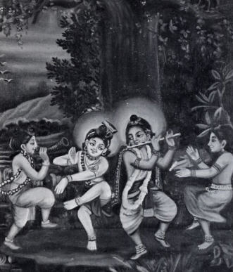 Krsna lila: The Divine Forms and Pastimes by Hayagriva Dasa Adhikari