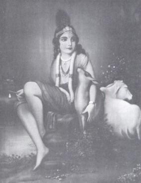 The Opulences of Krsna by Hayagriva Dasa Adhikari