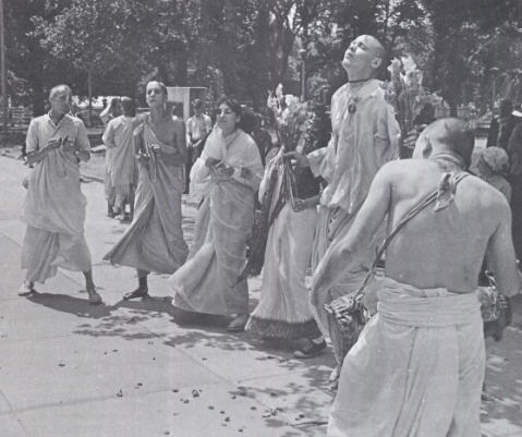 Karma-yoga – Perfection through Action, Part 3 by Swami Kirtanananda Maharaja