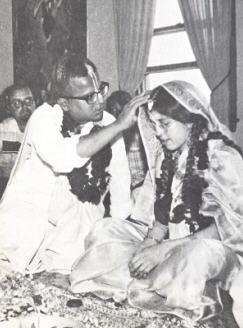 Transcendental Wedding