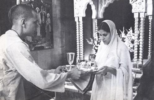 Krishna Prasadam