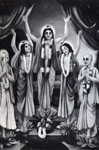Lord Caitanya: The Golden Avatara by His Divine Grace A.C. Bhaktivedanta Swami Srila Prabhupada