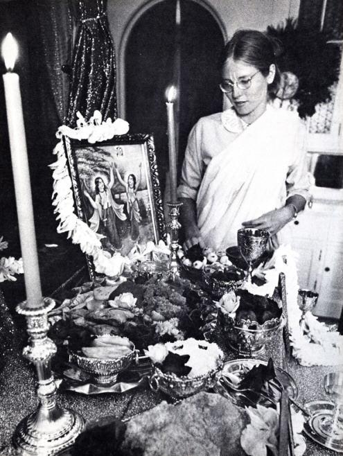 Prasadam – Spiritual Food