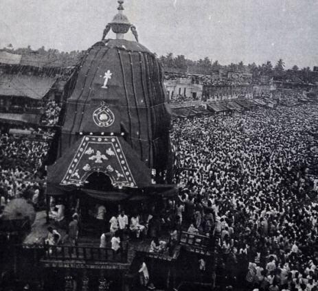 Holy Rathayatra Festival in Tokyo