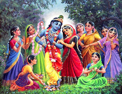 Krsna – The Supreme Personality of Godhead