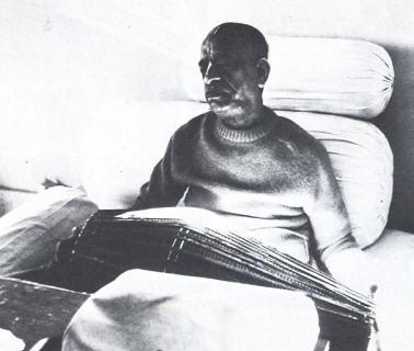 Srila Prabhupada Play The Mridnga