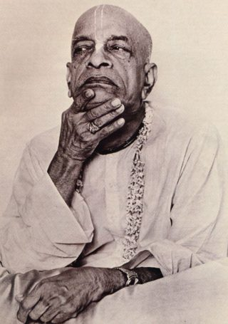 The Urgent Need for Krsna consciousness by His Divine Grace A.C. Bhaktivedanta Swami Srila Prabhupada