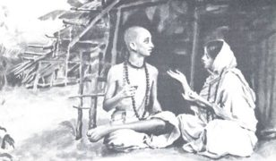 Sudama And His Wife