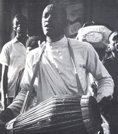 Developing the African Spirit