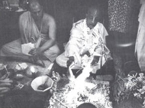 The First Initiation, Srila Prabhupada Opens the Door  by Hayagriva dasa Adhikari
