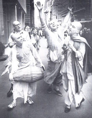 International Society For Krishna Consciousness Centers Around The World