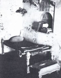 Prabhupada's Room at Radha Damodar Temple