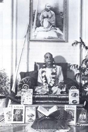 The Books of His Divine Grace A.C. Bhaktivedanta Swami Prabhupada by Brahmananda Swami