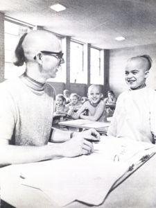Childrens in Gurukula
