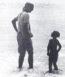 Spiritual Teacher and Children