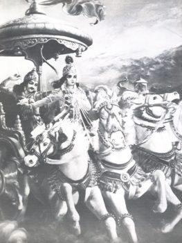 Acyuta, Drive My Chariot by Patitoddharana Dasa
