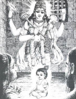 Upon Him I Meditate By Karandhara Dasa Adhikari