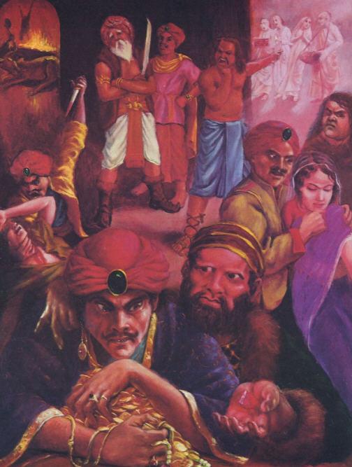 Sense Gratification: The Opiate of the People by Bahulasva Dasa