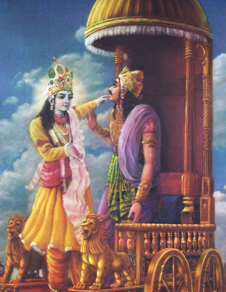 With Krsna on the Battlefield of Life by His Divine Grace A.C. Bhaktivedanta Swami Srila Prabhupada