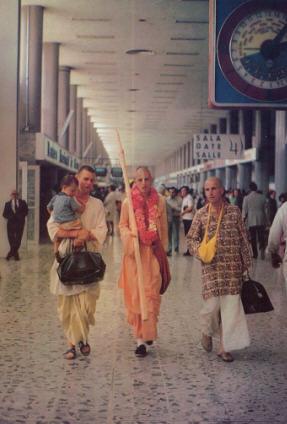 Mexico Takes to Krsna Consciousness by Satsvarupa Dasa Goswami