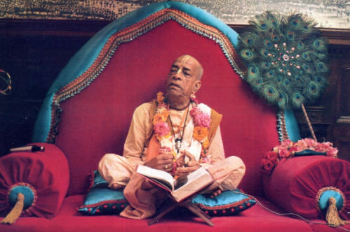 Obstacles on the Path of Eternity by His Divine Grace A.C. Bhaktivedanta Swami Srila Prabhupada