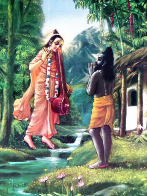 The Book for Swanlike Men by Brahmananda Swami