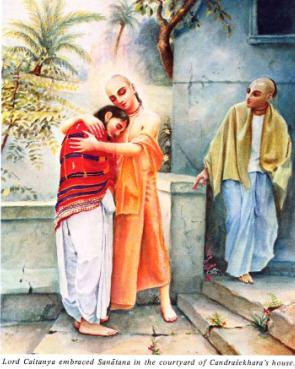 The Glories of Sanatana Goswami