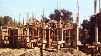 The Mayapur and Vrindavan