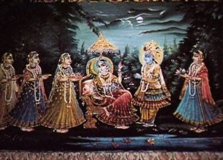 Vrndavana, Krsna's Transcendental Abode   by Visakha Devi Dasi
