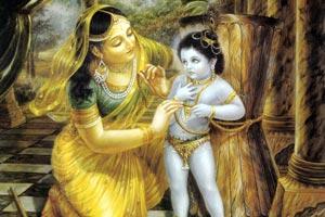Sri Damodarastaka by Acyutananda Swami