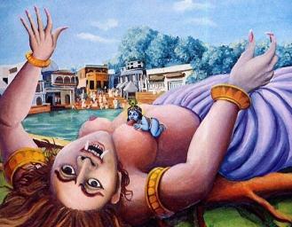 The Killing of Putana