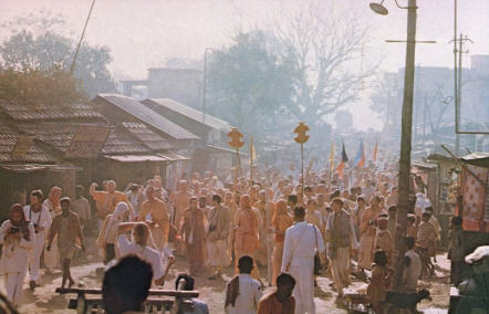 How the Teachings of Lord Caitanya Came to the Western World, Part 2 by Brahmananda Swami