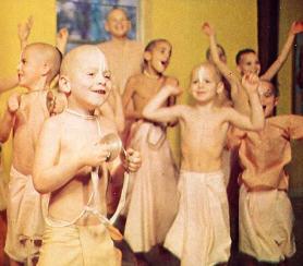 Krishna Conscious Childrens