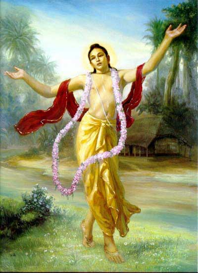 How the Teachings of Lord Caitanya Came to the Western World by Brahmananda Swami