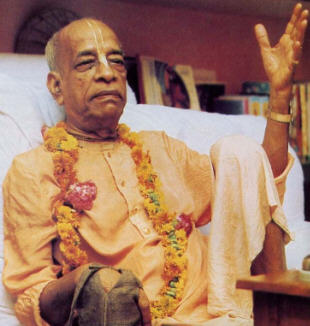 In the Beginning Was the Word by His Divine Grace A.C. Bhaktivedanta Swami Prabhupada