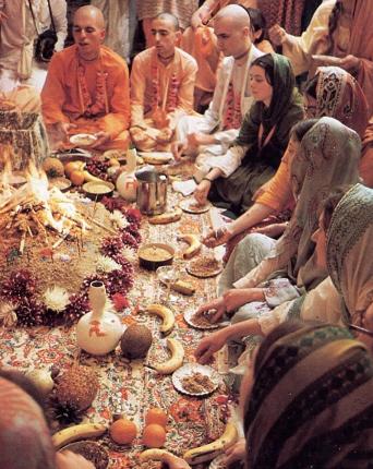 Initiation Into Krsna Consciousness by Satsvarupa Dasa Goswami
