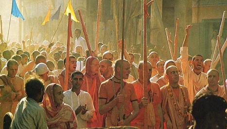 Sridhama Mayapura by Visakha Devi Dasi