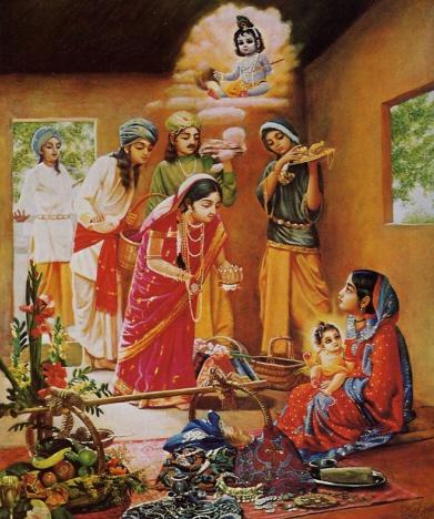 The Appearance of Lord Caitanya by Satsvarupa Dasa Goswami