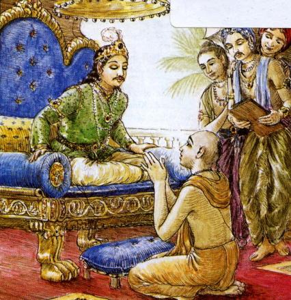 The Appearance of Lord Jagannatha by Nitai Dasa