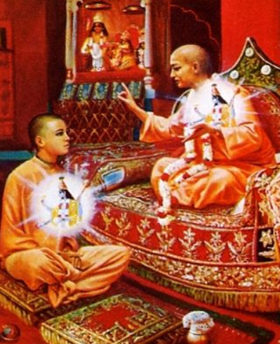 Bhagavad Gita Explains That The Spiritual Master Can Impart Knowledge Because He Has Seen The Truth