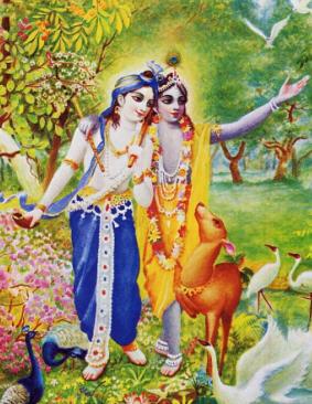 Heros of Vrndavan