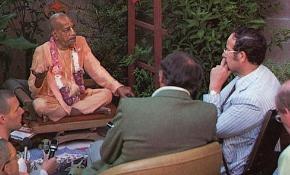 Summer Sessions With Srila Prabhupada by Vishakha Devi Dasi