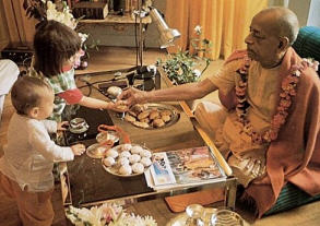 Everything Should Be Done on the Basis of LoveSrila Prabhupada Conversation