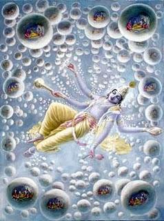 Garbhodakasayi Vishnu